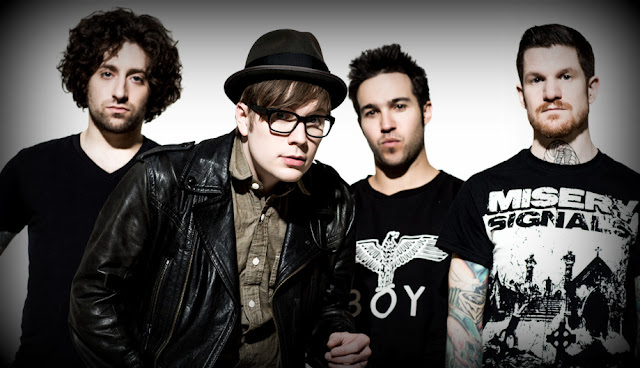 Fall Out Boy Patrick Stump Wallpaper The Bente Way Of Life Fall Out Boy Is Back