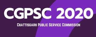 Chhattisgarh Sarkari Naukri Online CGPSC Forest Ranger / ACF Recruitment 2020   Sarkari Jobs Addda