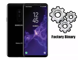 Samsung Galaxy S9 Plus SM-G965W Combination Firmware