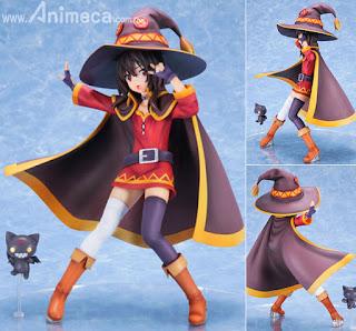 Figura Megumin Kono Subarashii Sekai ni Shukufuku o!