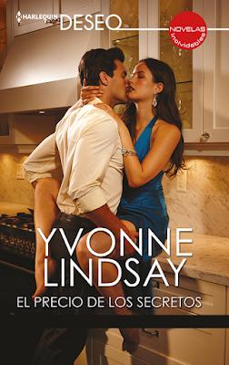 Yvonne Lindsay - El Precio De Los Secretos