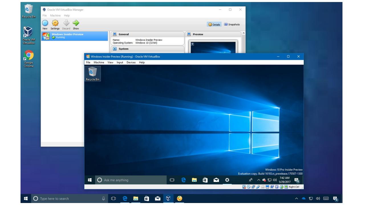 Download Virtualbox For Windows 10 Latest Version