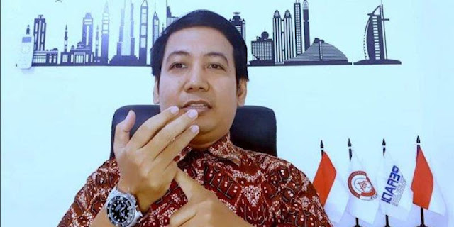 Jangan Sampai Jokowi Masuk Jajaran Presiden Terpapar Covid-19 Gara-gara Hadiri Munas Kadin