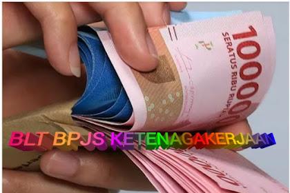WOW, BLT Subsidi Gaji Sudah Cair, Segera Cek Nama Kamu Disini, Bisa Lewat WhatsApp!