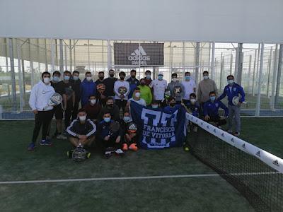 Seba Nerone & Adidas Pádel en la UFV Madrid