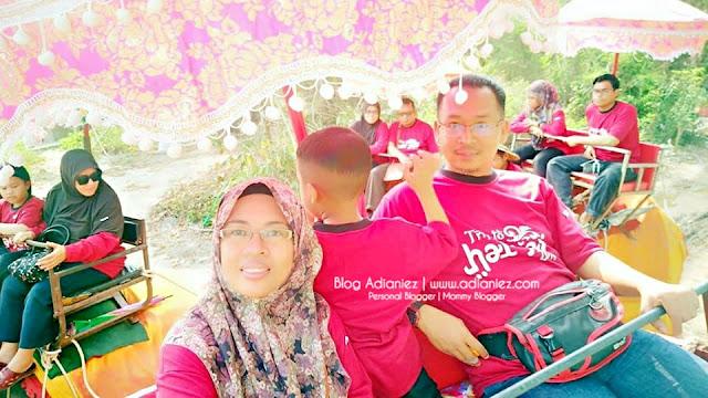 Chang Puak Camp, Hatyai ::: Pengalaman Menggerunkan Bila Naik Gajah !