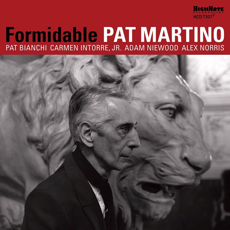 PAT MARTINO: FORMIDABLE