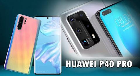 Spesifikasi HP Huawei p40 Pro dan Harga Huawei P40 Pro 2020