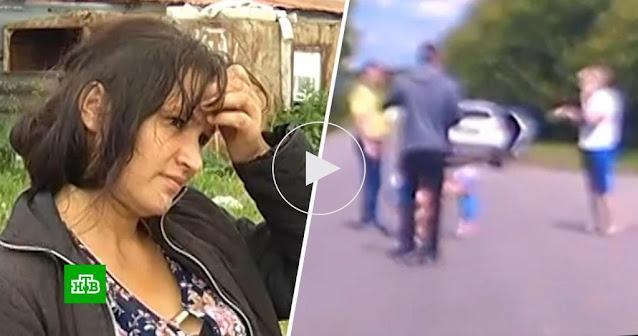 Пьяная мать бросила младенца на остановке, потому что «мешал отдыхать»