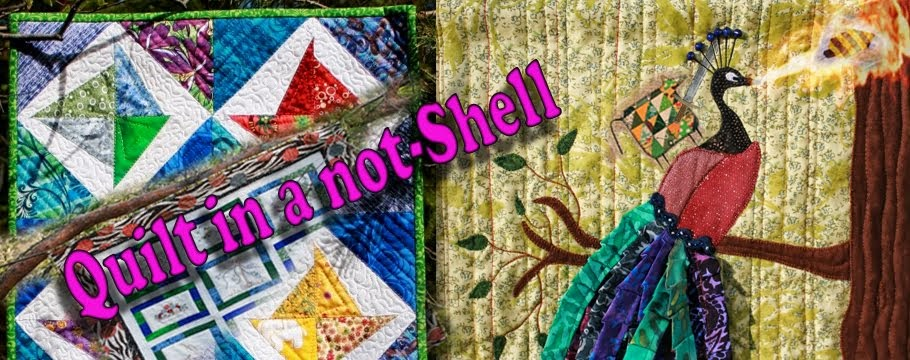 Quilt in a not-Shell