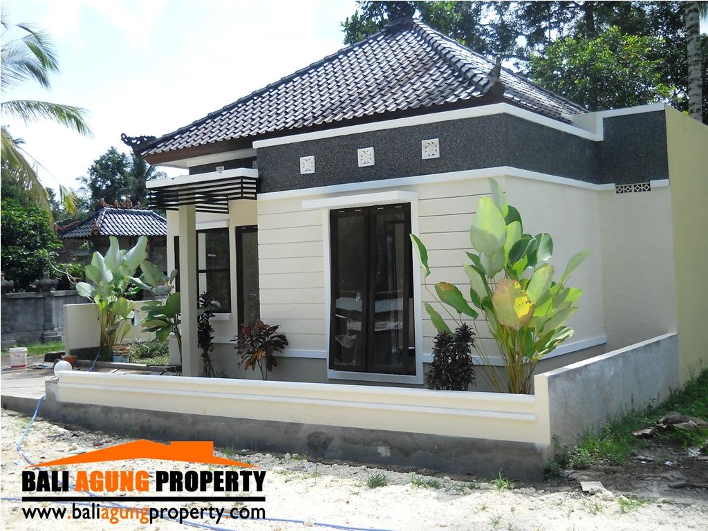 Bali Agung Property Dijual Rumah Minimalis Murah Tipe 45