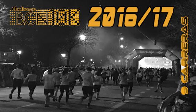 ChallengeBCN10K 2016/17 - 9 carreras