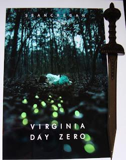 Portada del libro Virginia Day Pero, de Sean Cregan
