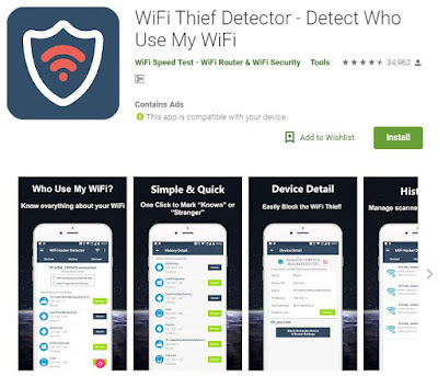How To Find Devices Connected To Your Wi-Fi Using A Smartphone