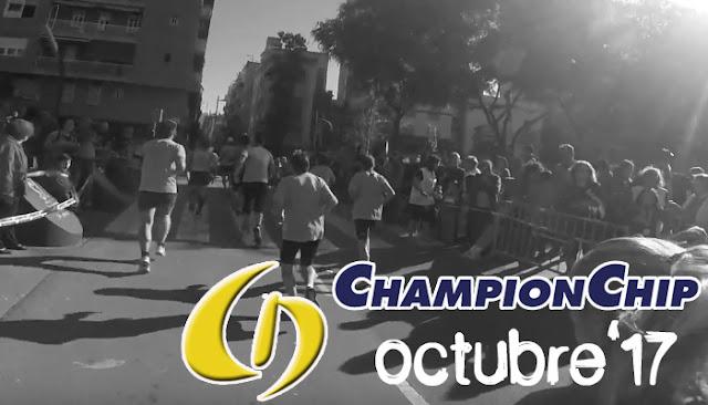 Lliga Championchip - Octubre 2017