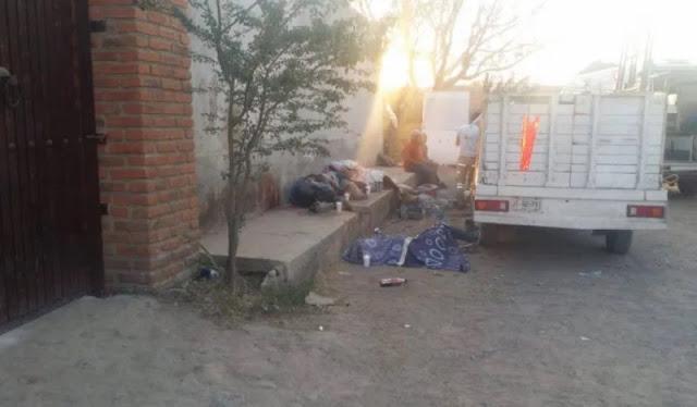 Capturan al responsable de la ejecución de 11 albañiles que tomaban una cerveza y esperaban le pago de su semana en Tonalá, Jalisco