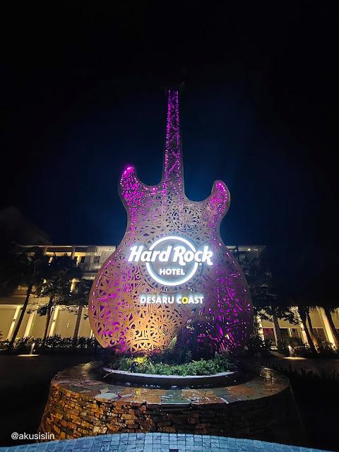 Hari Kelapan Belas Berbuka Puasa Aku Makan Di Hard Rock Hotel Desaru Coast
