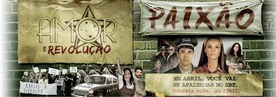 """""""Amor e Revolução"""" e a folha: ditadura x ditabranda"""