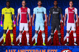 AFC Ajax Leaked Kits 2020/2021 - PES 2017