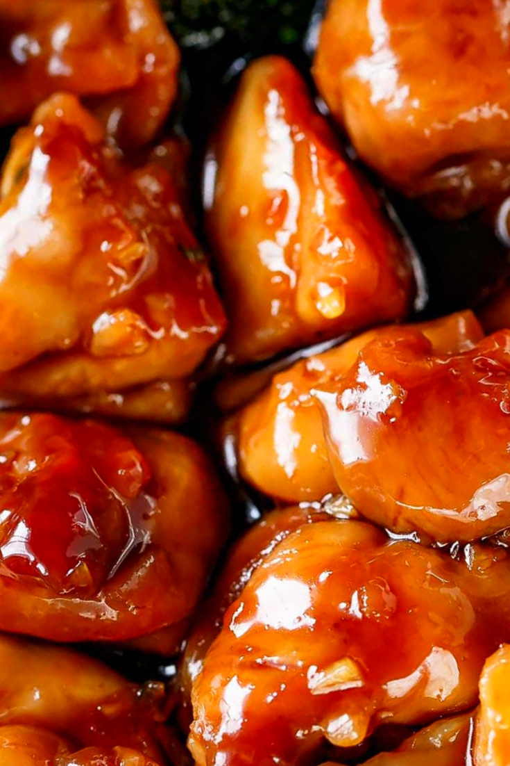 Best Teriyaki Chicken