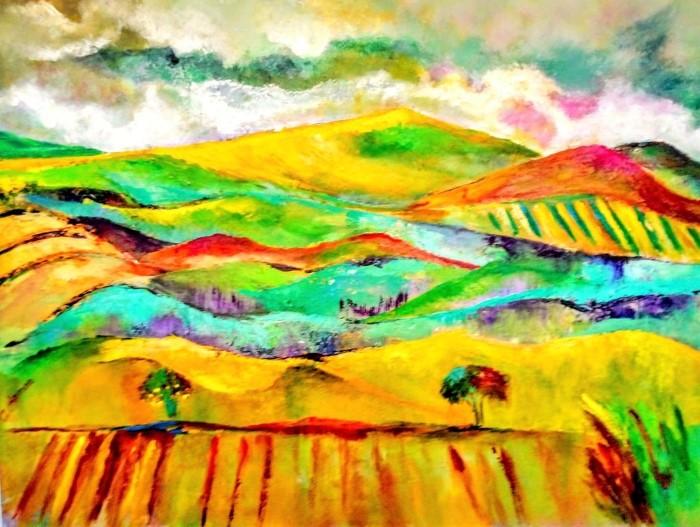 Искусство -это красота. Angeles Herranz Carrera