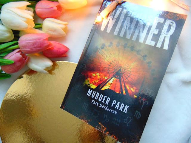 MURDER PARK - PARK MORDERCÓW - JONAS WINNER - WYDAWNICTWO INITIUM