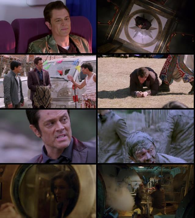 Skiptrace 2016 Dual Audio Hindi 720p