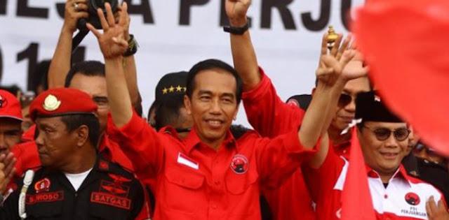 "Pengamat: Jokowi Memang ""Membangkang"" Kepada PDIP Di Periode Keduanya"