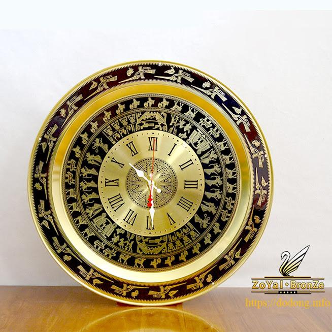 [A117] Mặt trống đồng cao cấp: Top 5 quà tặng ý nghĩa nhất