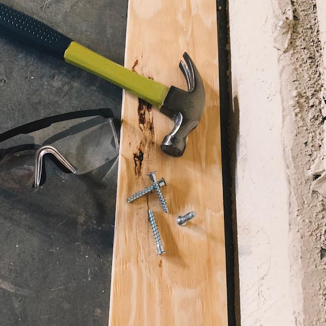 DIY Home Improvement Walls | DIY Light Fixture | DIY Installing