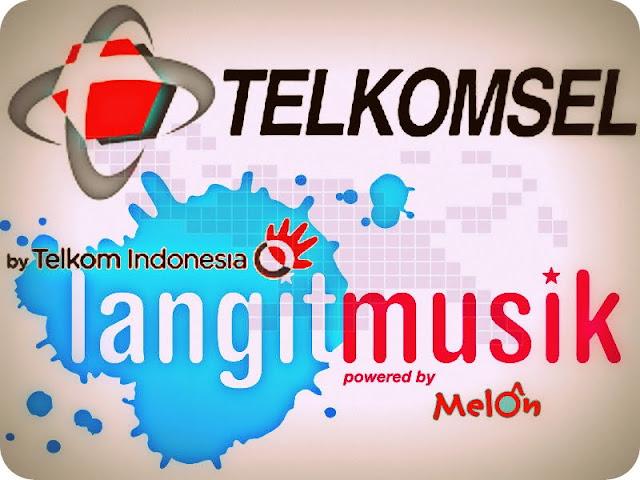 Telkomsel Ajak Konsumen di Papua Akses Langit Musik
