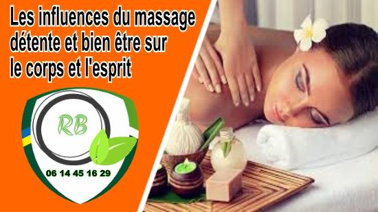 massage détente et bien être;