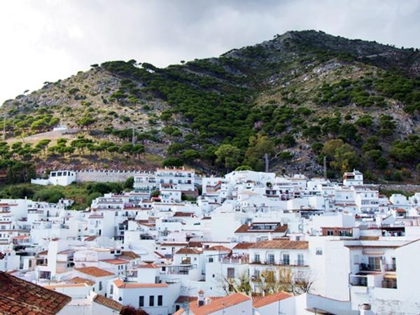 {Voyage} L'Andalousie - Mijas
