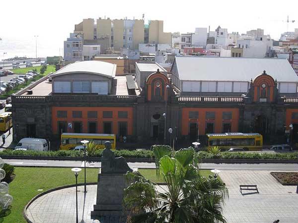 El PP le pide al alcalde de Las Palmas de Gran Canaria soluciones al mercado de Vegueta