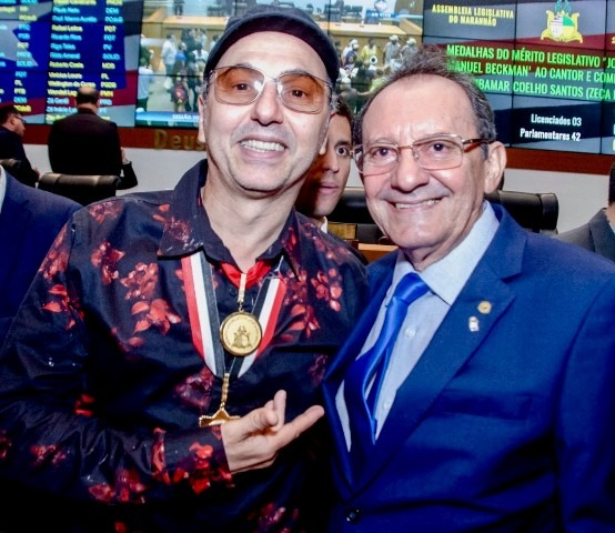 Deputado Zito Rolim fala sobre as homenagens da AL ao cantor e compositor Zeca Beleiro