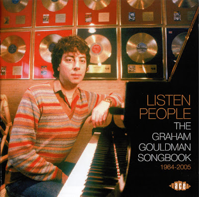 VA - Listen People - The Graham Gouldman Songbook 1964-2005 (2017)