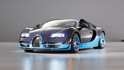 Mobil Mahal Bugatti Veyron