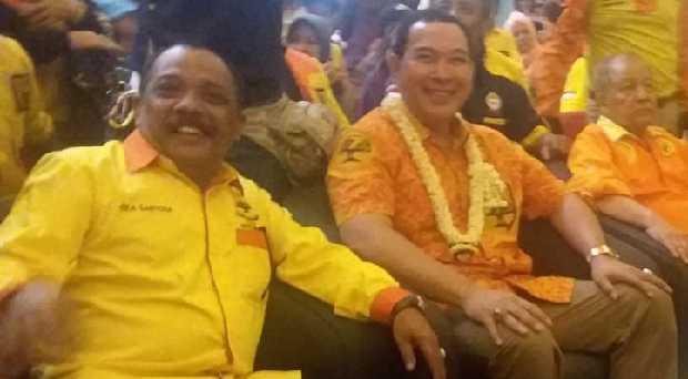 Eka Santosa Targetkan 1 Praksi untuk DPRD Provinsi Jabar