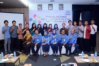 Kepala BKKBN Lampung Buka Tehnical Assistence Survei Indikator RPJMN