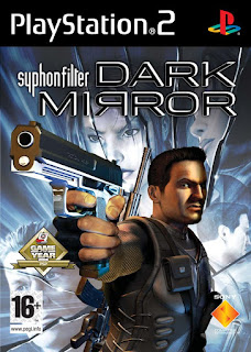 Syphon Filter Dark Mirror PAL PS2