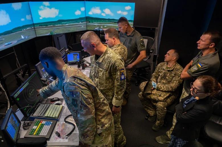 USAF, Ukraine armed forces strengthen partnership