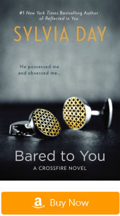Crossfire series: Bared to you
