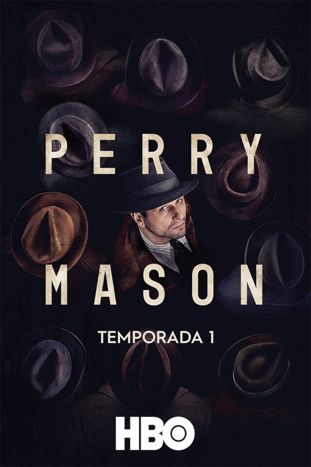 Perry Mason (2020) Temporada 1 AMZN WEB-DL 1080p Latino