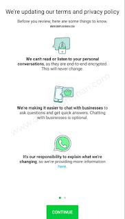 Whatsapp News 2021 : व्हाट्सएप की नई प्राइवेसी पॉलिसी की पूरी जानकारी ? डिंपल धीमान
