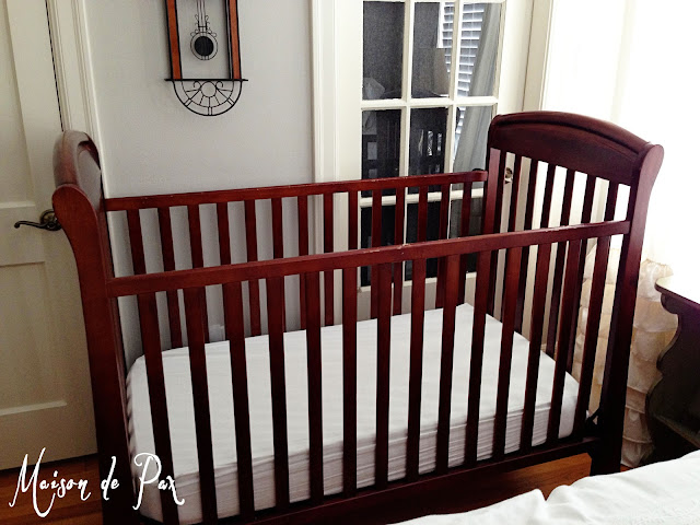 Before Crib- Maison de Pax