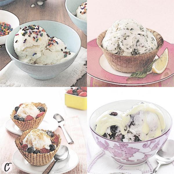 Frozen Yogurt 🍨