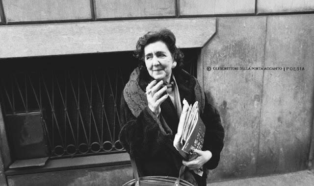 Quelle come me e Bambino, di Alda Merini - Poesia, Gli scrittori della porta accanto