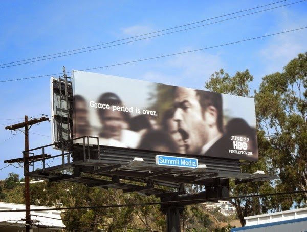 The Leftovers billboard