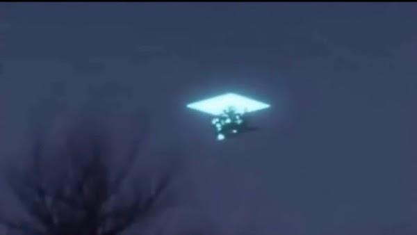Circula video de supuesto ovni cruzando un portal en Colorado. (VIDEO)