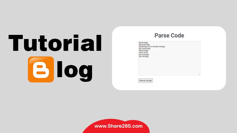 Apa itu Parse Kode dan Bagaimana Cara Membuatnya? Simak Penjelasnya